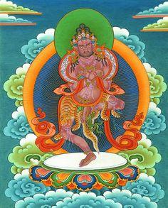 Ghantapa Da Nova Tradição Kadampa (NKT)