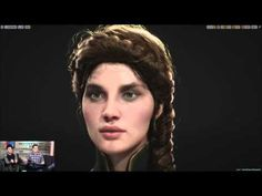 Unreal Engine Livestream - Characters for Paragon & Game Jam Kickoff - YouTube