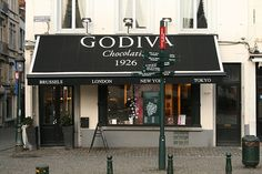 Godiva - Fav Chocolatier