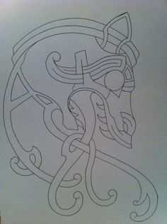 deviantART: More Like Celtic Dragon Tattoo Design Finished by ~NirvanaOfTime