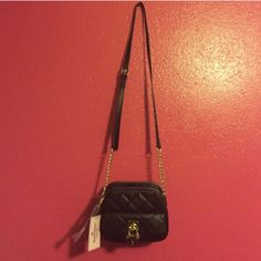 For Sale: Black Juicy Couture Purse for $40