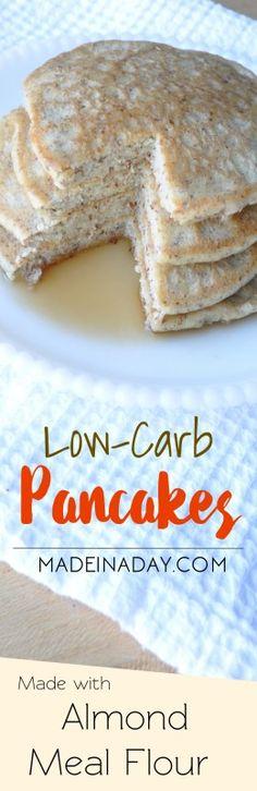 Low Carb Pancakes ma