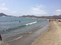 Por qué vienen tantos turistas a España?   Playa los Genoveses. Cabo de Gata pic.twitter.com/qQ85n4KHue
