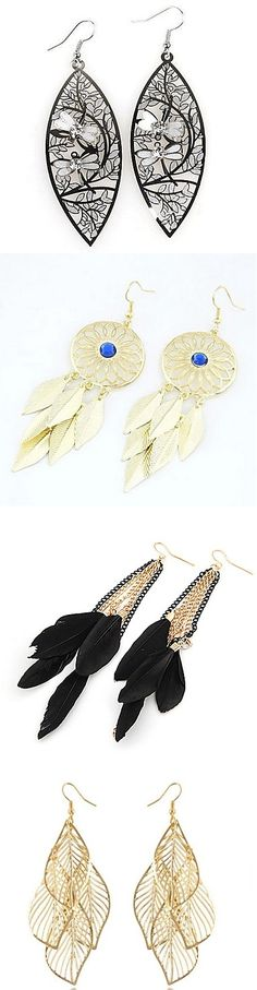 Cool pendant earrings. Which one do you like the best? Click on the picture to get it.