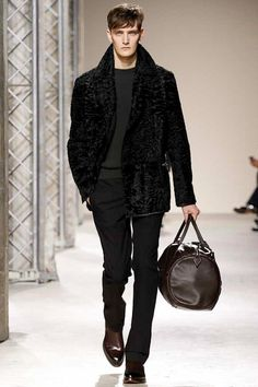 Hermès Fall 2013: Pure Luxury with a Pop