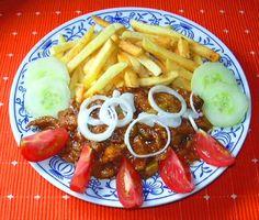 Somálské maso :: Domací kuchařka - vyzkoušené recepty
