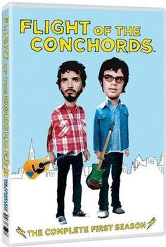 Flight of the Concords! Brilliant