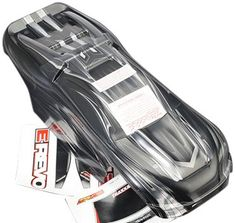 Traxxas 5611X E-Revo ProGraphix Body with Decal