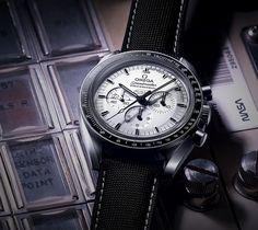 Speedmaster Apollo 13 Silver Snoopy Award (Foto: Divulgação)