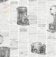 TH 30300 Tapeta Wallquest gazeta Themes of Life III