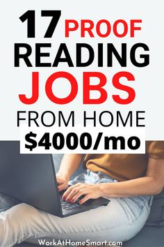 Want to make money online using your word skills? If yes, grab this list of companies with freelance proofreading jobs for beginners and pros. Reading Jobs, Make Money Online, How To Make Money, Word Skills, Personal Qualities, Companies Hiring, Work From Home Companies, Grammar And Punctuation, Flexible Working