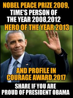 "My Hero and Always ""My President!!"""