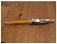 In the Other Corner: Making and Using Weighted Pencils -  Pinned by @PediaStaff – Please Visit http://ht.ly/63sNt for all our pediatric therapy pins
