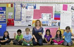 Mindful meditation at school gives kids tools for emotional expression. Hundreds of schools in California alone have mindful meditation programs, and educators see benefits. Mindfulness is said to help with focus, attention, calming the emotions and school performance.