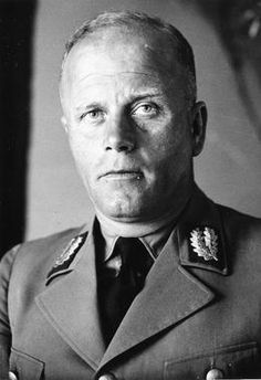 "Karl Wahl (24 September 1892 – 18 February 1981) was the Nazi Gauleiter of Swabia from the Gau inception in 1928 until the collapse of Nazi Germany in 1945. Wahl's own statement after the war was that ""nobody could be found in Swabia who had personally been harmed by him"", but makes no reference to the last 500 Jewish citizens of Augsburg, who disappeared in concentration camps in the years following the Kristallnacht, when the Augsburg Synagogue was destroyed."