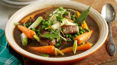 Marco's Quick Lamb Stew - Dyslexic Chef Marco Pierre White recipe video for Knorr Lamb Recipes, Cooking Recipes, Slow Cooking, Meal Recipes, Healthy Recipes, Stew And Dumplings, Lamb Dinner, Winter Dishes, Lamb Stew