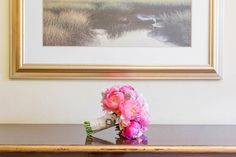 Love this bouquet shot. Piedmont Community Hall wedding - Ashley & Ed - photography by Red Eye Collection.