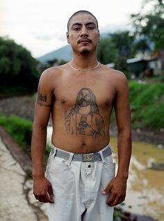 """Carlos Álvarez Montero, Mexican photographers. For his """"M for Michoacán"""" project, Carlos travelled to the town of Jacona, Michoacán to photograph former expatriates who have recently returned to Mexico. 