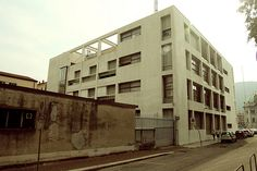 Casa del Fascio, Como   Giuseppe Terragni, 1936