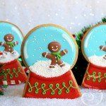 How To Decorate Mini Christmas Cookies