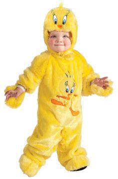 Looney Tunes Tweety Infant Costume #halloween #costumes