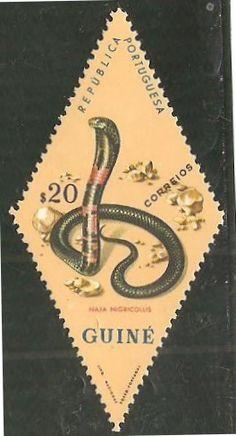 Guine 1962 $20