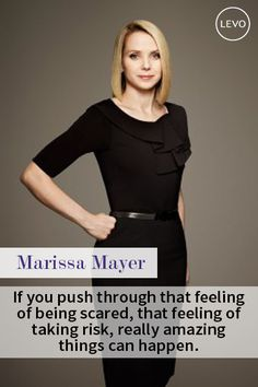 Marissa Mayer is the current president and CEO of Yahoo. She is commonly known for her progressive outlook regarding both maternity and paternity leave along with providing childcare solutions at work. #WomensHistoryMonth #glassbreakers