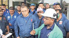 #ULTIMAHORA Sindicatos de SIDOR Exigen salida de SEGUROS FEDERAL y derogación de Resolución 046 http://critica24.com/index.php/2015/08/04/ultimahora-sindicatos-de-sidor-exigen-salida-de-seguros-federal-y-derogacion-de-resolucion-046/