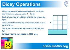 nrich problem solving ks1 money