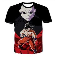Goku Pop-Art Enfants T-shirt Ball Majin Dragon Roshi son Z ANIME Saiyajin Super