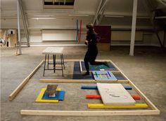The Edge of An Idea - Emily Tilzey 2014 - 15