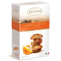 Corsini Orange Biscotti Cantuccini - Buy online from DITALIA Italian Food and Groceries $6.50