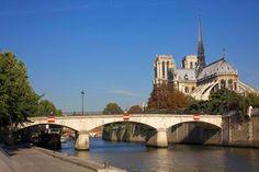Bridges of Paris - Pont de l'Archeveche