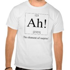 Funny T Shirts for Science Teachers