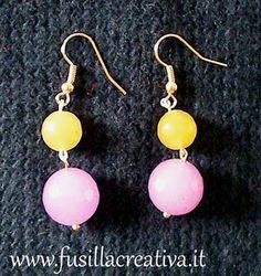Earrings #earrings #beads