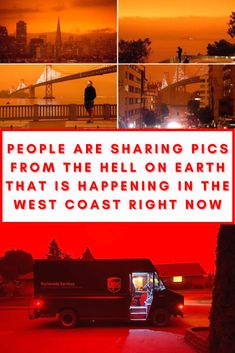 The West Coast of the US is in dire straits. Fires are ravaging California, Oregon, and Washington, destroying everything in their path.
