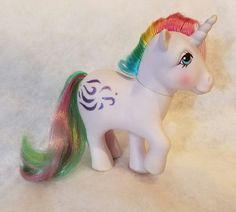 VTG MLP My Little Pony G1 Windy Rainbow Unicorn Ponies Brony | Toys & Hobbies, TV, Movie & Character Toys, My Little Pony | eBay!