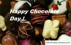 Chocolate Day Wishes For Girlfriend