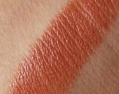tips & toes, moisturising lipstick, with SPF, storm, review, warm golden brown, sheen finish, day wear, non drying, swatch