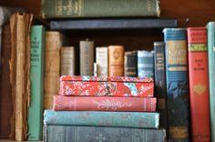 looks like my shelves .  .   .
