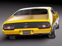 (1973 Ford Falcon Coupe $119)