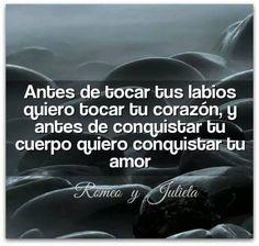 Romeo y Julieta...