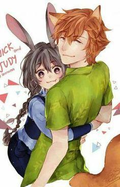 Judy esta enamorada de nick pero entra en celo sin que ella se de cue… #fanfic # Fanfic # amreading # books # wattpad