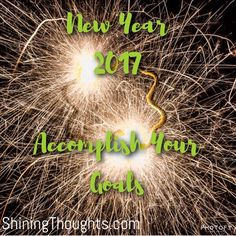 Where did 2016 go? It was just New Year's Eve and now it is upon us again. Everyone starts a new year fresh and full of hope. Determination to accomplish all the goals they have put to the side up until now. Many will not accomplish their goals, losing their drive within a week or … Read More