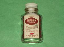 Thaloin (quack laxative)