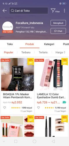 Makeup 101, Skin Makeup, Online Shop Baju, Fake Girls, Reminder Quotes, Health And Beauty Tips, Shops, Online Shopping Clothes, Beauty Skin