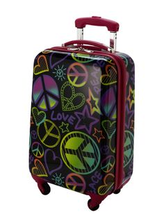 xBe Happy Tie Dye Roller Duffle | Travel Luggage | Bags & Totes ...