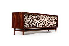 Ad Home, American Walnut, Panel Doors, Sliding Doors, Sideboard, Hand Carved, Interior Design, Studio, Wood