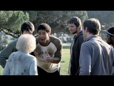 Snickers Game Commercial