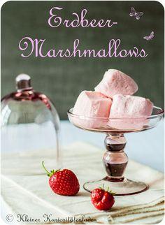 Erdbeer-Marshmallows | Kleiner Kuriositätenladen